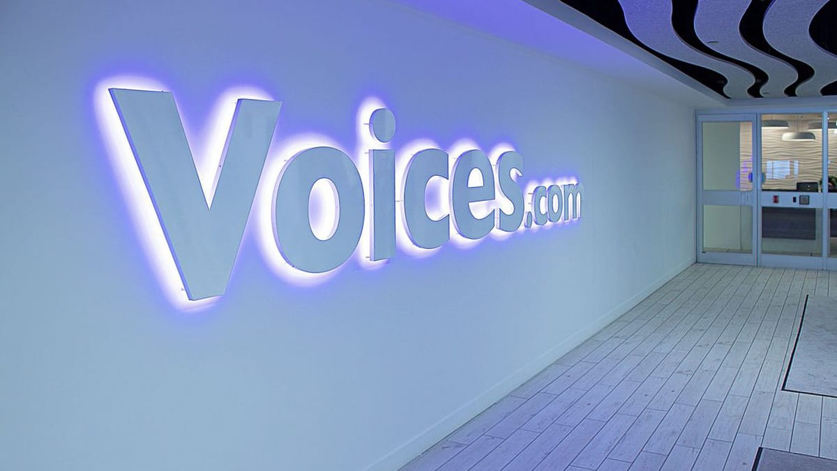 Voices.com customer story Proxyclick