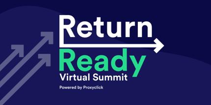 Proxyclick Return Ready Virtual Summit 2020