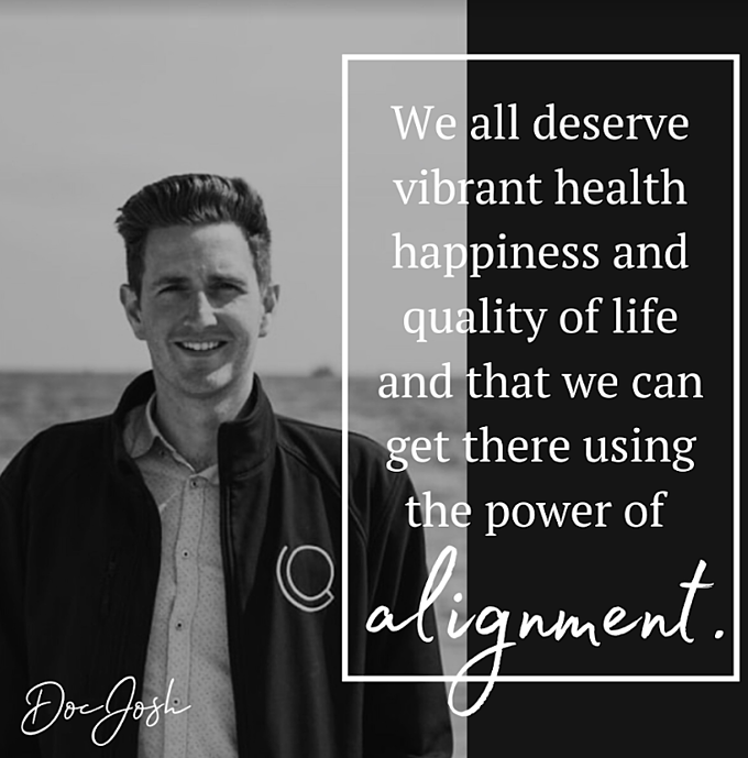The Unique Story of Life Balance from the Perspective of Co Founder Doctor Josh