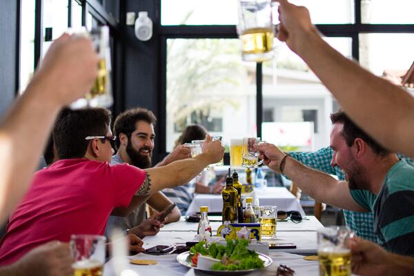 Indoor reopening: restaurants in England see sales soar 36% above 2019 levels on Saturday