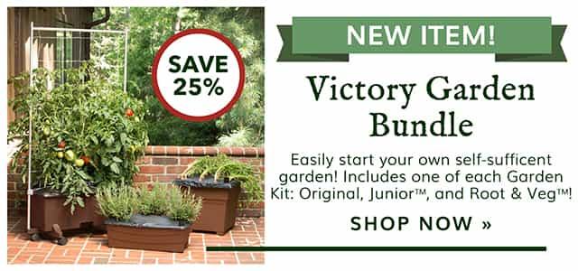SHOP Victory Garden Bundle!