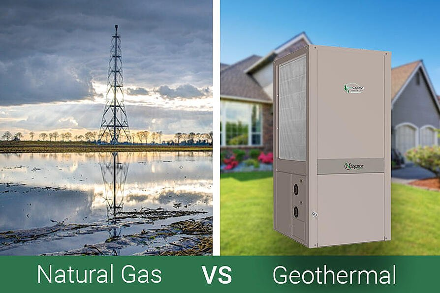 Case Study: Is Geothermal Cheaper Than Natural Gas?