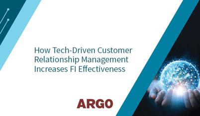tech driven relationship management