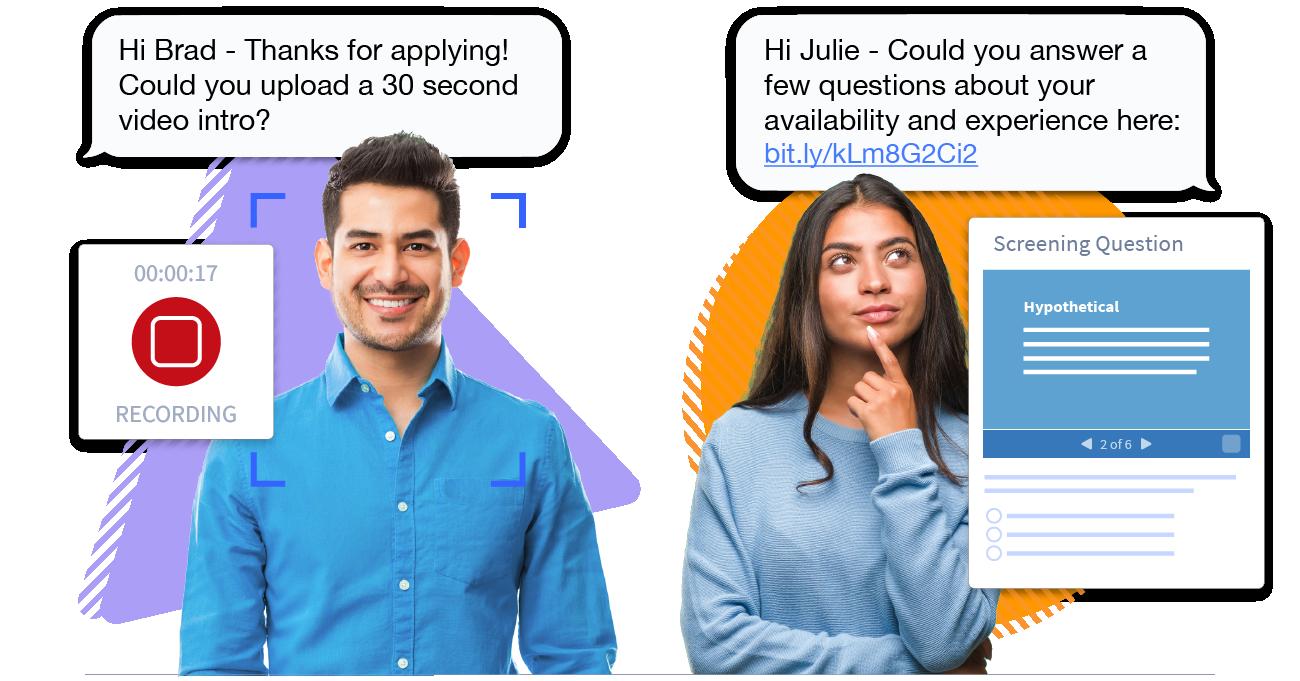 smart screening for job applicants