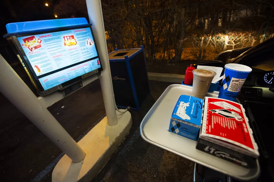Chicago's winter design challenge innovations for drive through