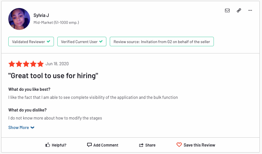 fountain hiring review