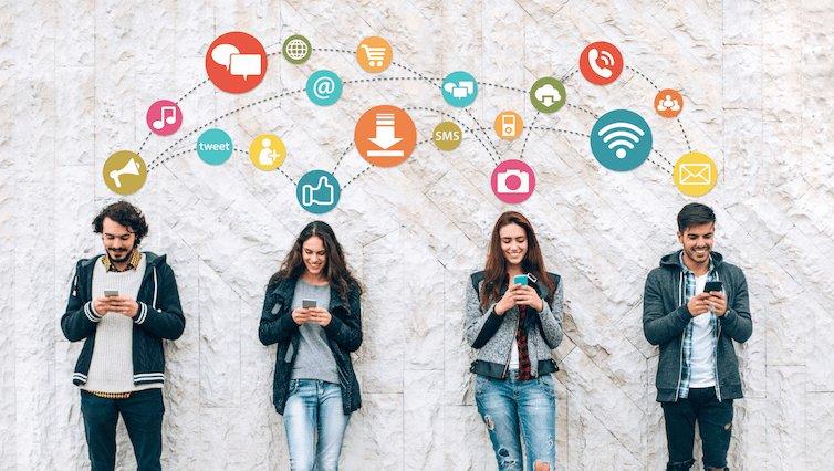 millennial social media