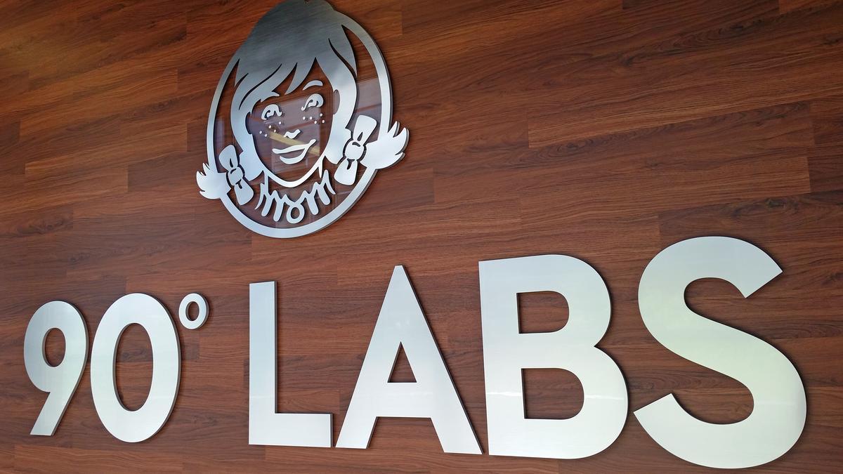 wendys 90 degrees lab
