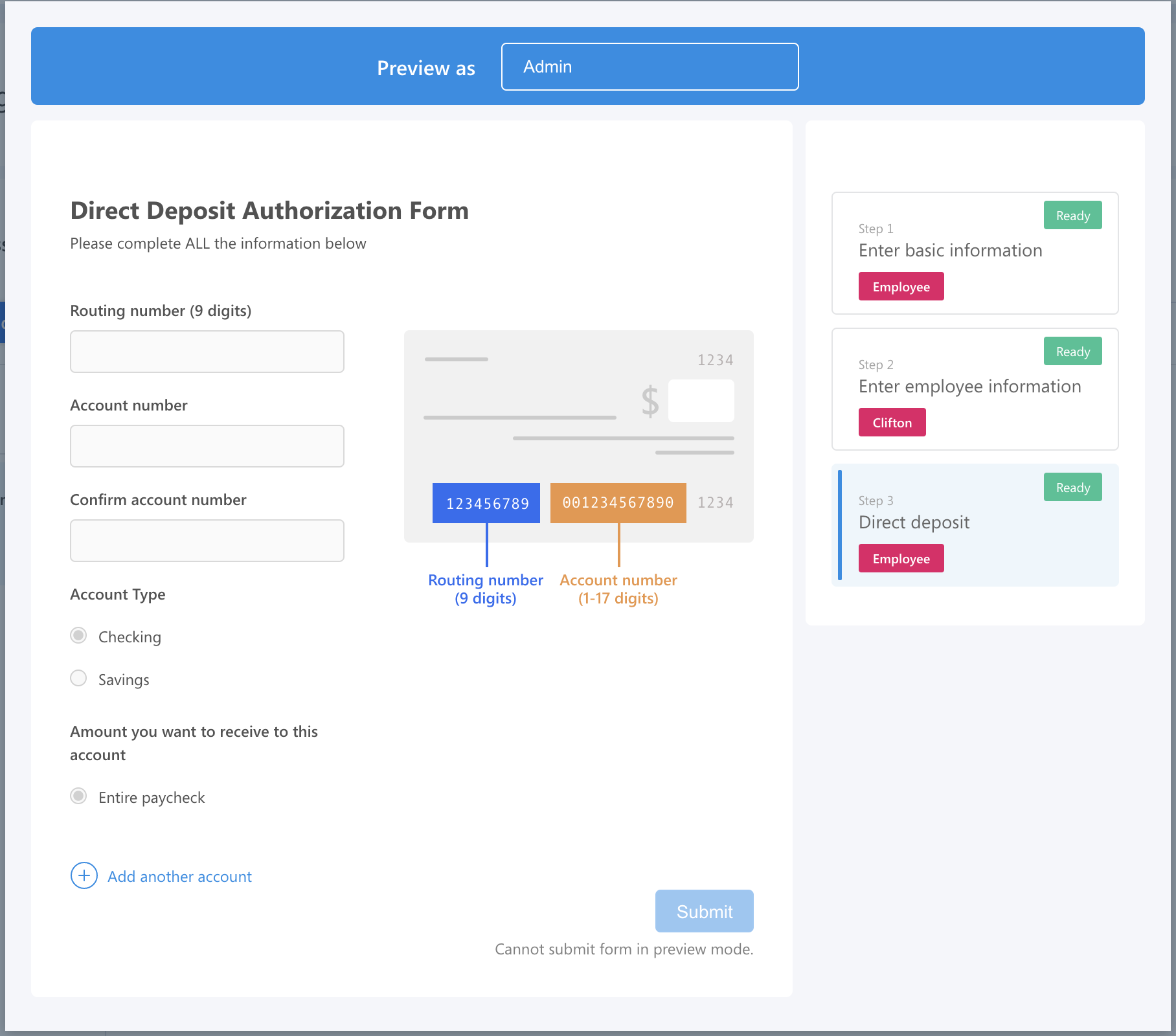workstream onboarding product