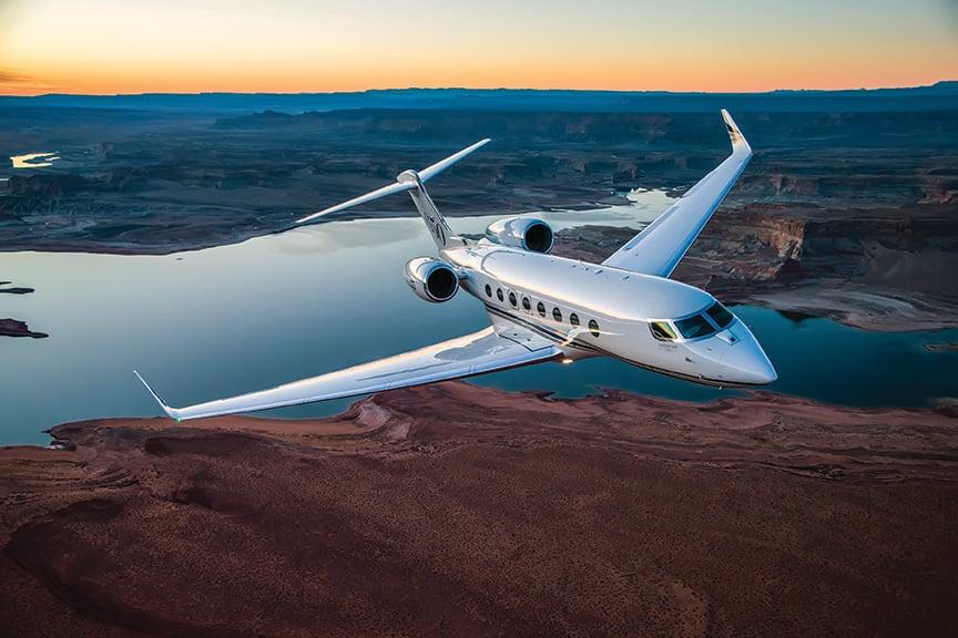 Gulfstream G650-1