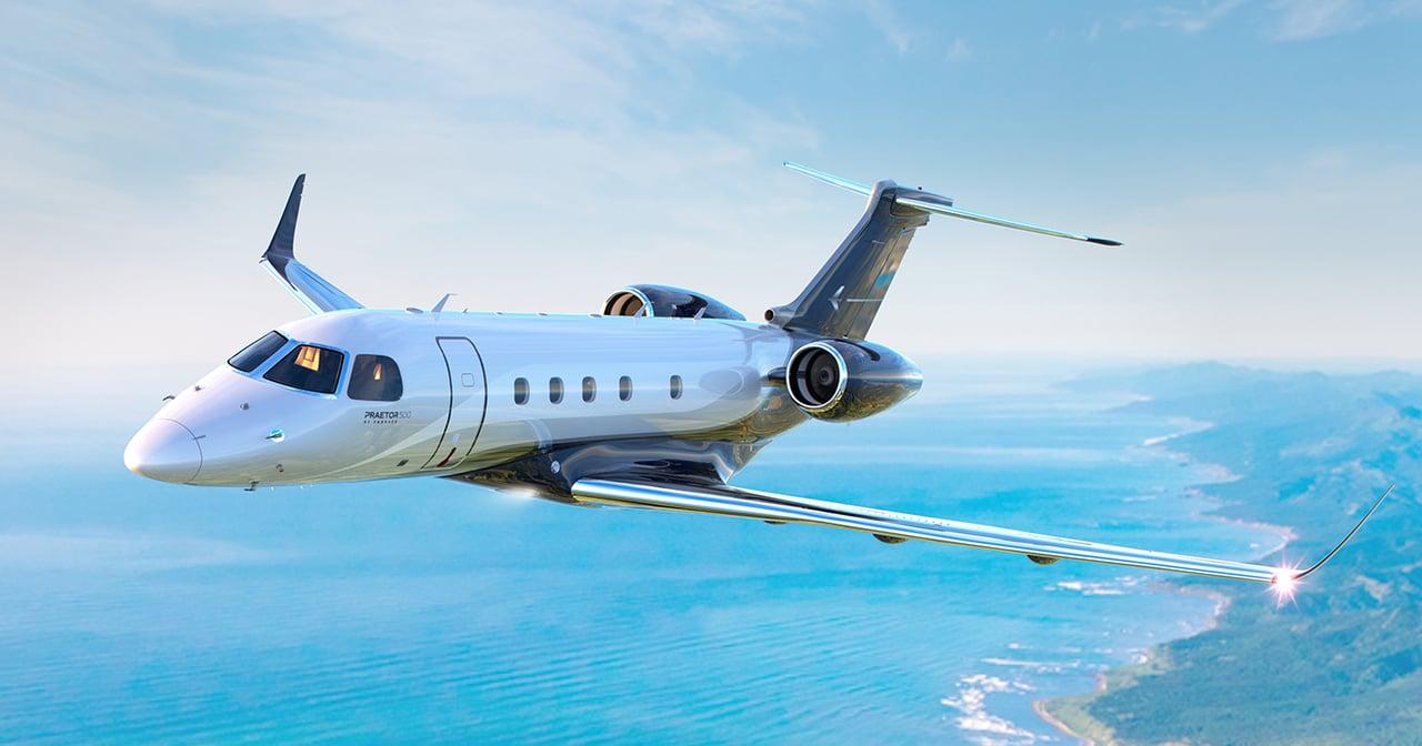 embraer-Phenom300e