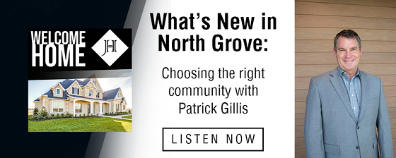 Ep. 19_What's New in North Grove with Patrick Gillis