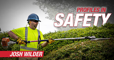 PROFILES IN SAFETY - JOSH WILDER