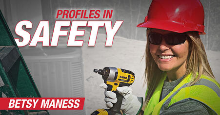 PROFILES IN SAFETY - BETSY MANESS
