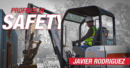 PROFILES IN SAFETY - JAVIER RODRIGUEZ