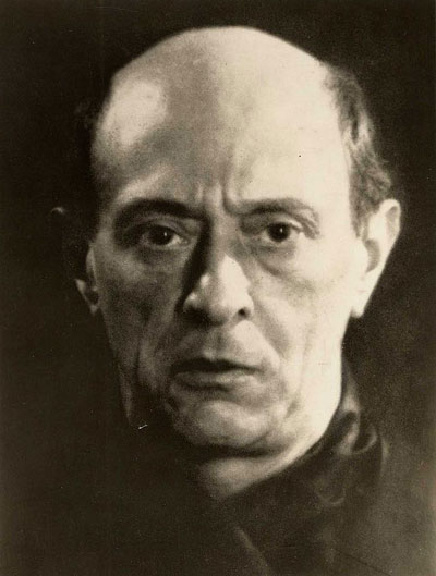 Happy Birthday, Arnold Schoenberg!