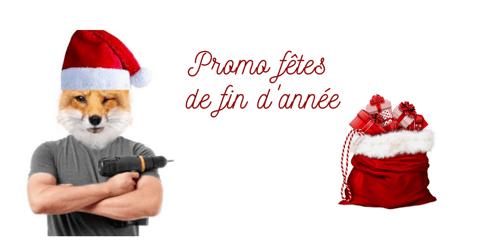 En décembre, profitez de notre promo fêtes de fin d'année