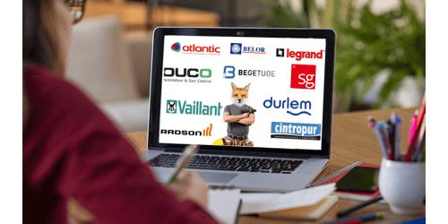 Dès avril, en tant que VIP Brainbox, participez aux conférences virtuelles avec nos fournisseurs