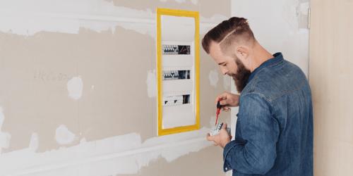 Comment fonctionne une installation électrique dans la maison?