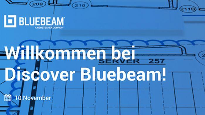 Discover Bluebeam