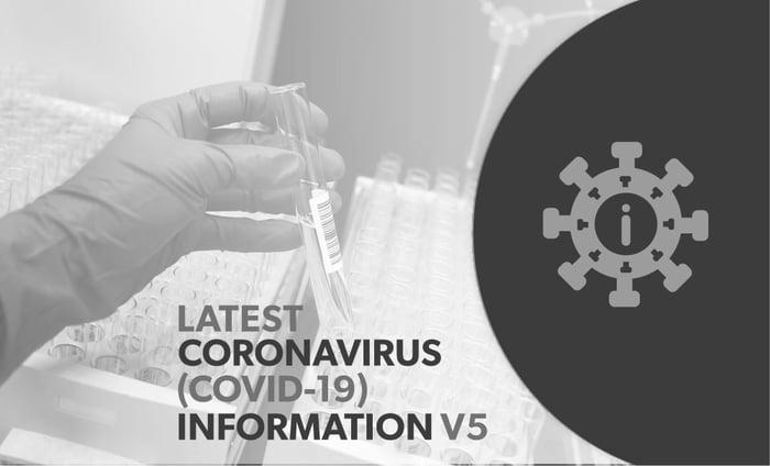 Unigloves® Coronavirus (COVID-19) Update, V5
