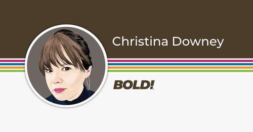 WelcomeChristina Downey - Sr Director, Retail