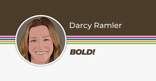 WelcomeDarcy Ramler - SVP, Solutions