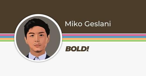 Welcome Miko Geslani - Marketing Specialist