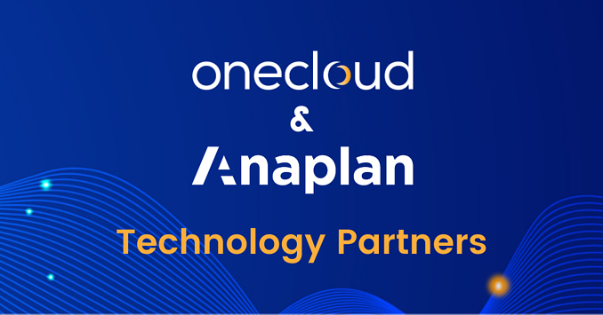 OneCloud joins the Anaplan Technology Partner Ecosystem