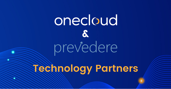 OneCloud and Prevedere Announce Technology Partnership to Support Real-Time Business Insights