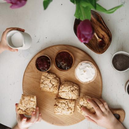 british-scone-recipe-for-cream-tea