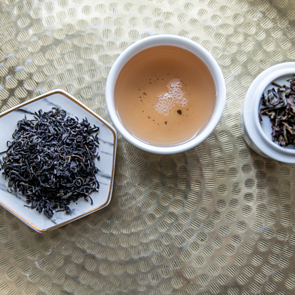 Masters & Pioneers: Kenyan Purple Leaf Tea
