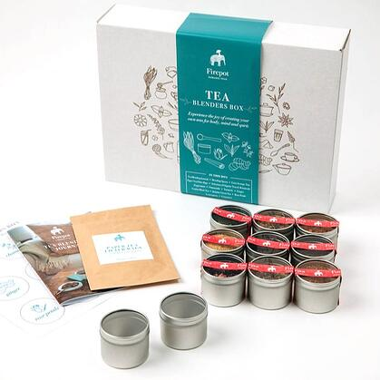 New! Tea Blenders Box