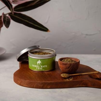 Yerba Mate Chai Latte Recipe
