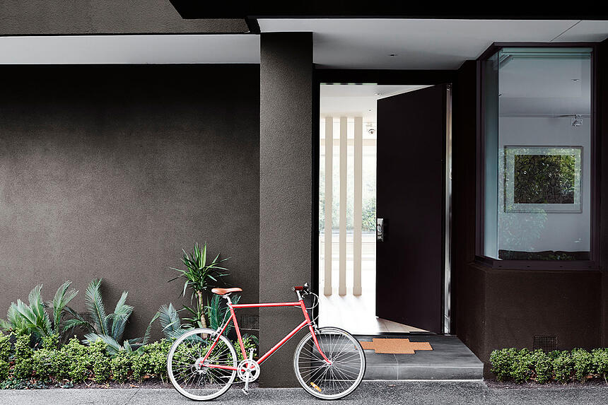 Rendered Exterior - Dulux Namadji, Photographer: Armelle Habib