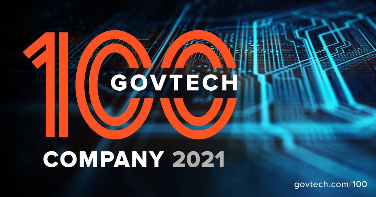 GovTech 100 2021 VertexOne
