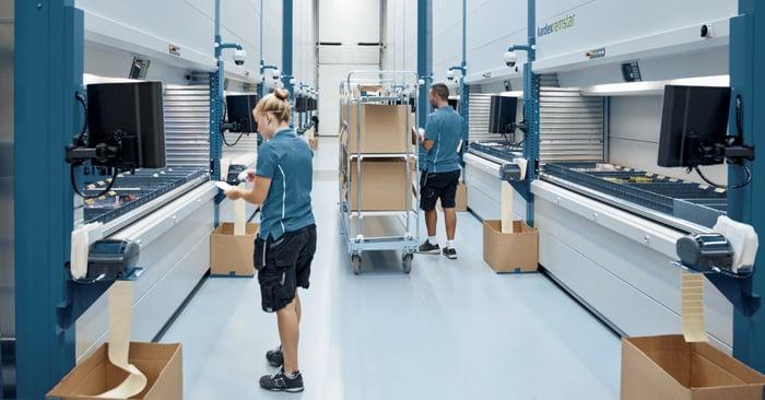 Warehouse Consolidation