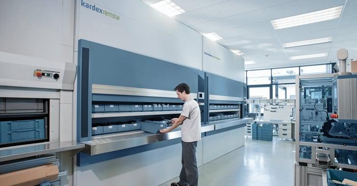 Automated-MRO -Storage