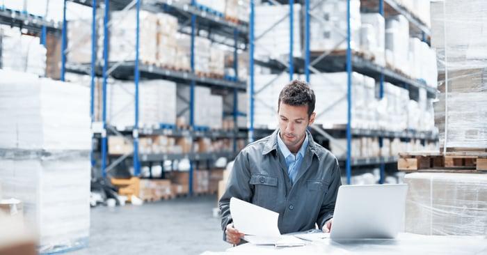 Warehouse KPIs