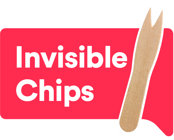 Invisible Chips logo