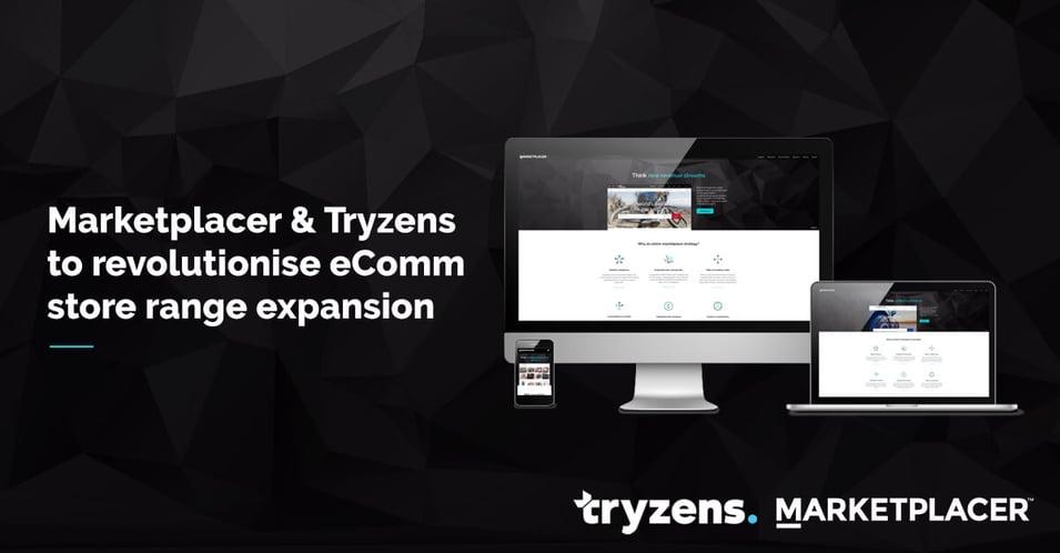 Marketplacer and Tryzens announce strategic partnership to revolutionise eComm store range expansion