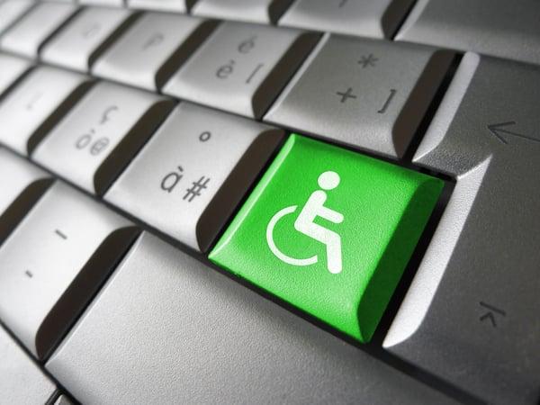 Toegankelijkheid overheidwebsite