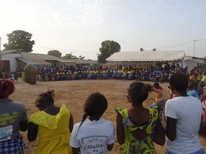 Proyectos Kakolum gracias al programa Give Back de Ball Pagès