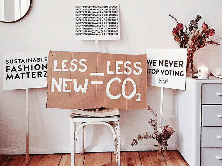 Moda sostenible, cada vez más presente entre las mujeres