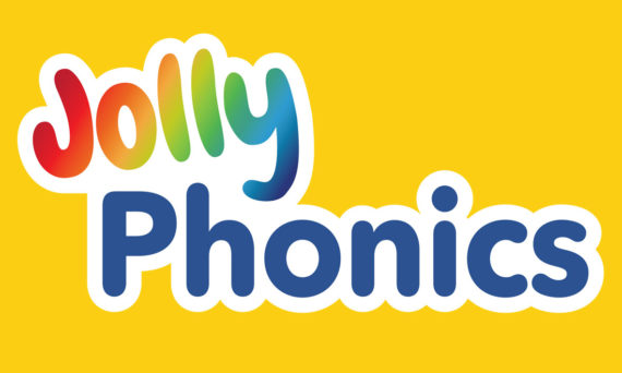 Jolly Phonics grammer accredited training