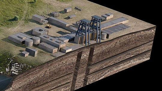 Underground Mine Optimisation
