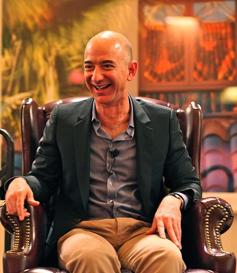 Jeff Bezos: How his unique leadership style set Amazon apart