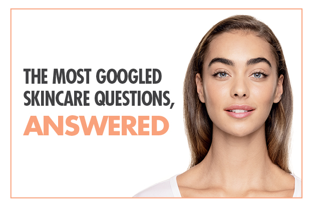 The most Googled skincare questions, answered