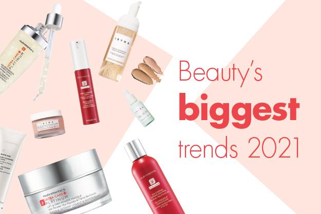 The Nutrimetics Beauty Trend Report 2021