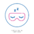 Pictures of eyes closed, sleeping, how square breathing helps with sleep